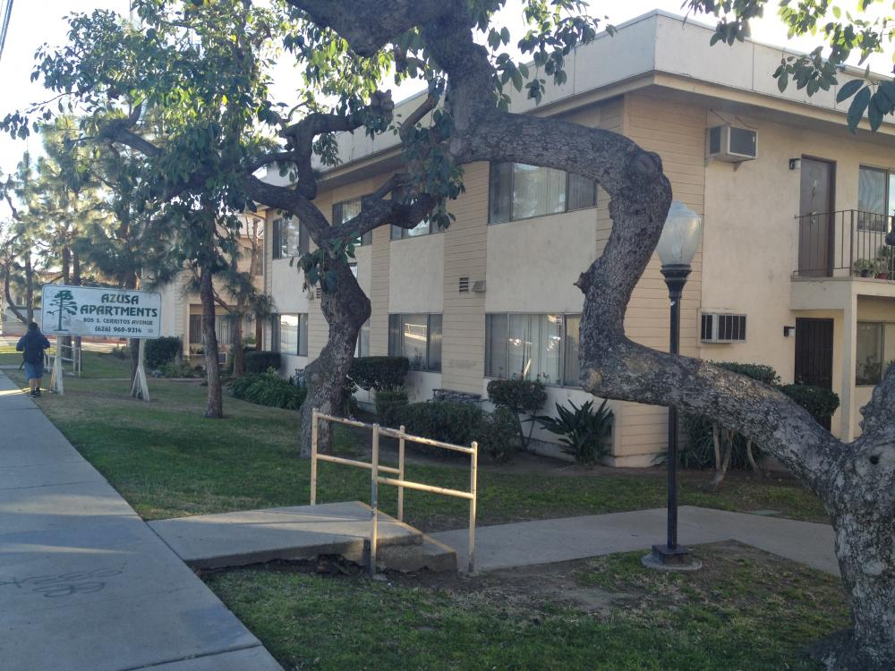 The Azusa Apartments