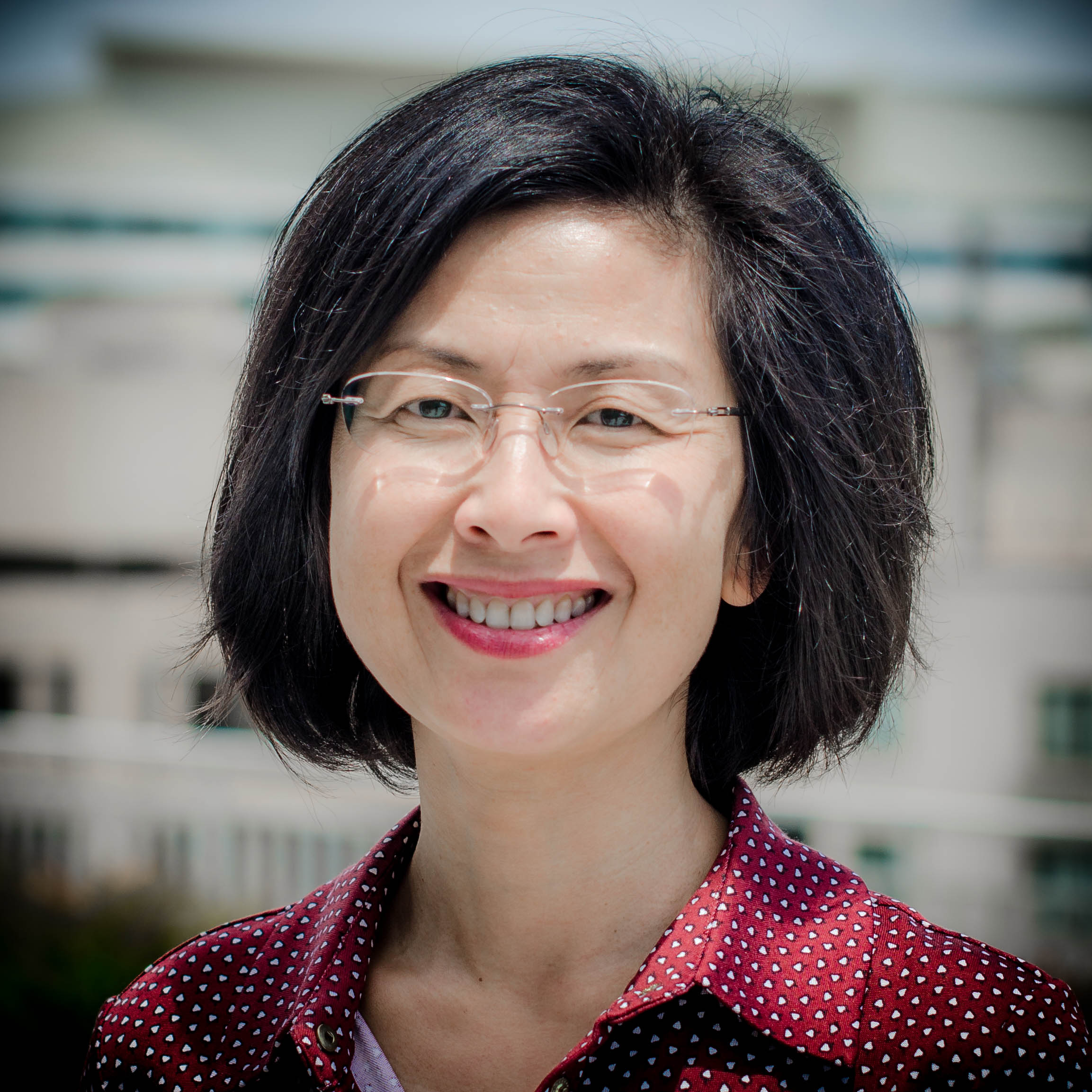 Photo of Jie Wang