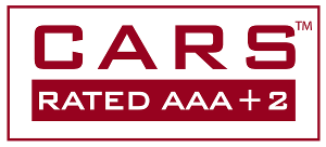 CARS Rated AAA+2